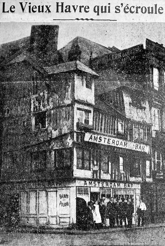 histoire taboue Le Havre