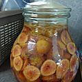 2 decembre - vinaigre de figues...sucré....