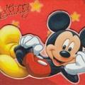 Carte Mickey 3D