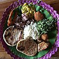 Priyamali gedara - polonnaruwa : un déjeuner à la ferme...
