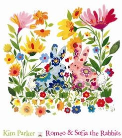 10006cat_Romeo_and_Sofia_the_Rabbits_Affiches