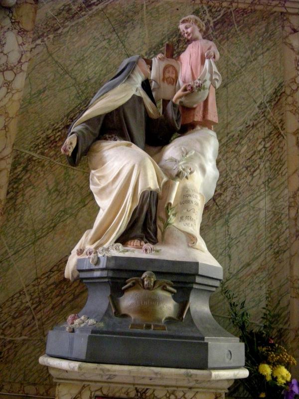 Touars st medard ste therese de lenfant jesus et de la sainte face 6