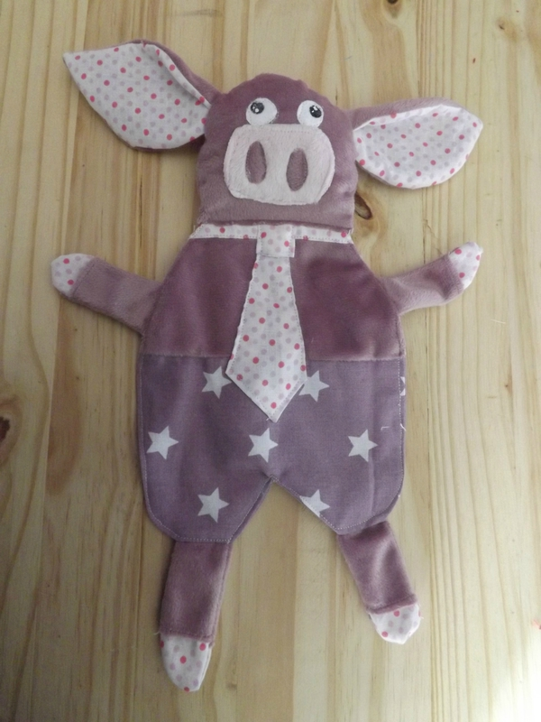 mr cochon mauve