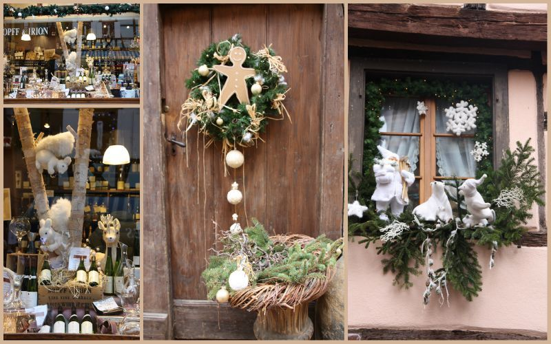 Decoration Noel Alsace Tradition Modele