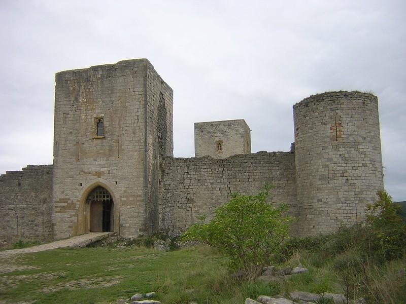 PUIVERT Le Château