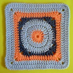 200 carrés crochet Rouet