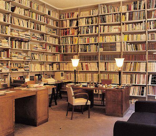my ideal home 1 la biblioth que inspire desire. Black Bedroom Furniture Sets. Home Design Ideas