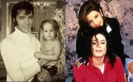 Destins croisés : Michael Jackson et la famille Presley