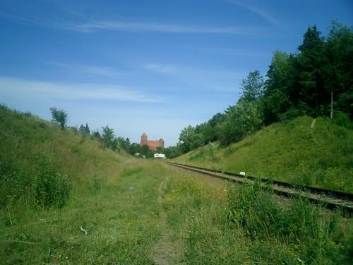 on rentre par chemin de fer