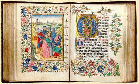Le Moyen Age et le roman - courelle2