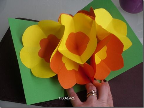 pop-art fleurs III