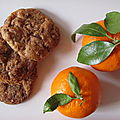 Cookies au chocolat demi-sel