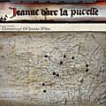 The chronology of jeanne d'arc