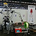 Stand Caliban robotique (2)