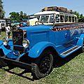 Berliet autocar torpedo-1932