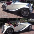 MG - TC Roadster - 1949