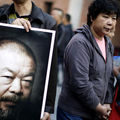 Chinese avant-garde artist ai weiwei placed under house arrest