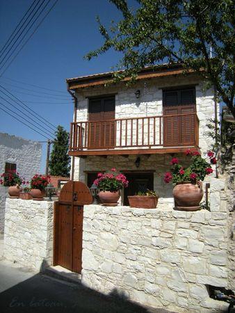 Chypre Omodhos 4