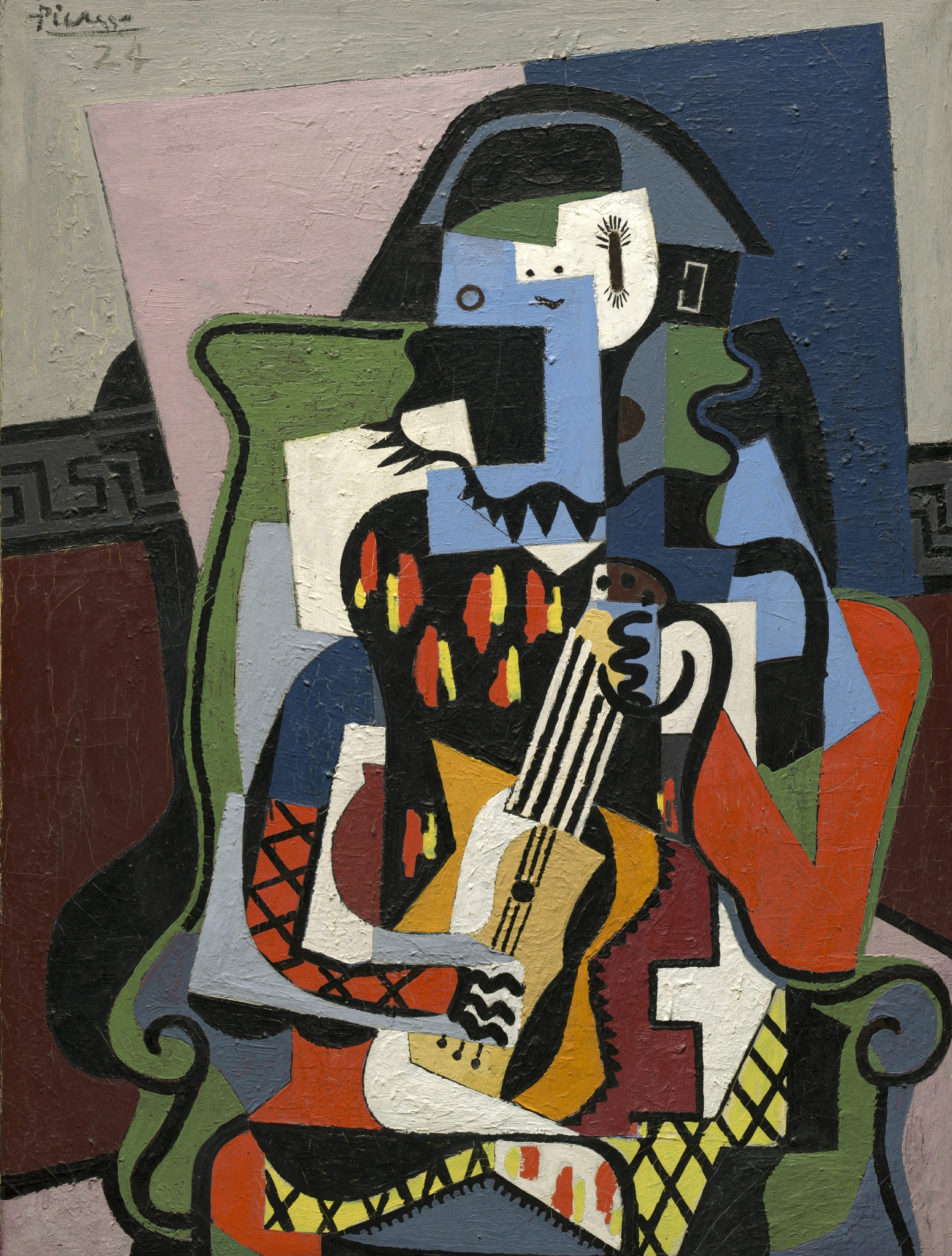 """Picasso: The Great War, Experimentation and Change"" opens at the Columbus Museum of Art"