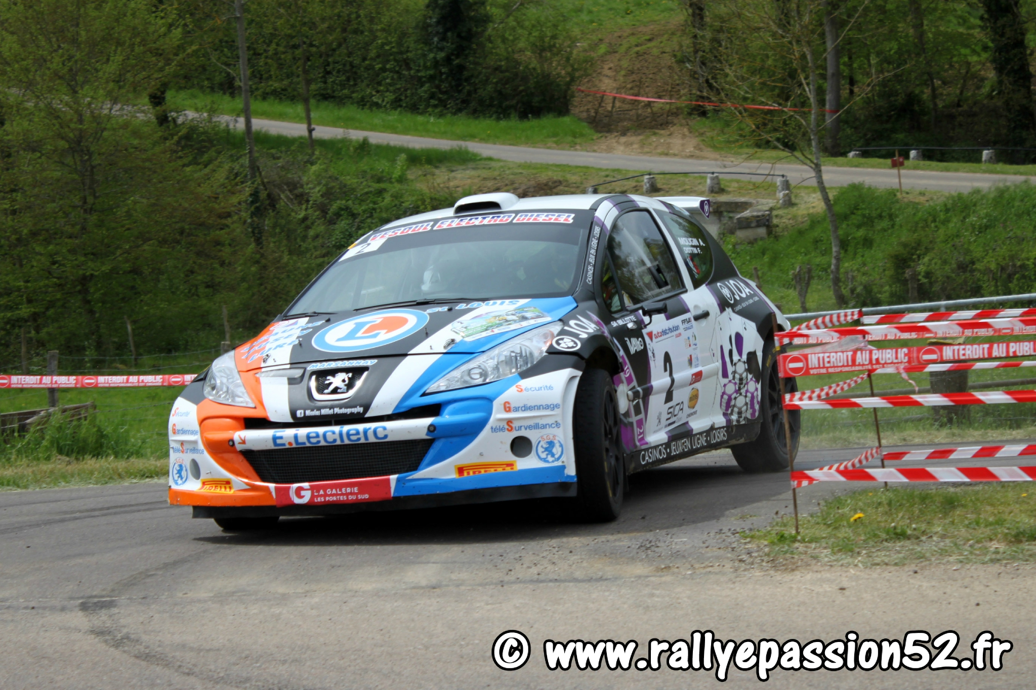 Photos Rallye Dijon Côte d'Or 2016