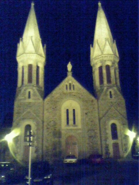 Bain de Bretagne, église Saint Martin