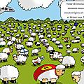 Jeux - cherche et trouve... les moutons à moustache !