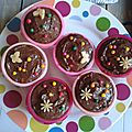 Dessert : mes cupcakes