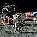 1er homme sur la lune appolo histoire