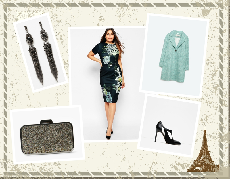 Look invitée mariage hiver 5