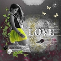 Page scrap digital love