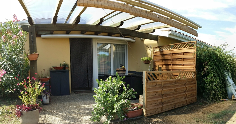 Pergola panoramique