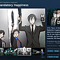 Psycho Pass Steam