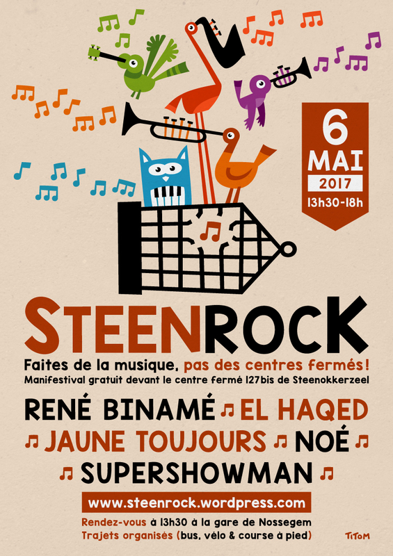 Affiche Steenrock couleur