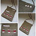 sac plat crochet 2
