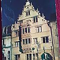 Colmar - maison des têtes datée 1973