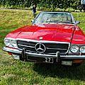 Mercedes 450 sl r107 (1973-1980)
