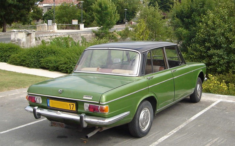 D And A Auto >> Simca 1301 special (1969-1976) - Autos-Croisées