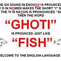 Une prononciation parfaite