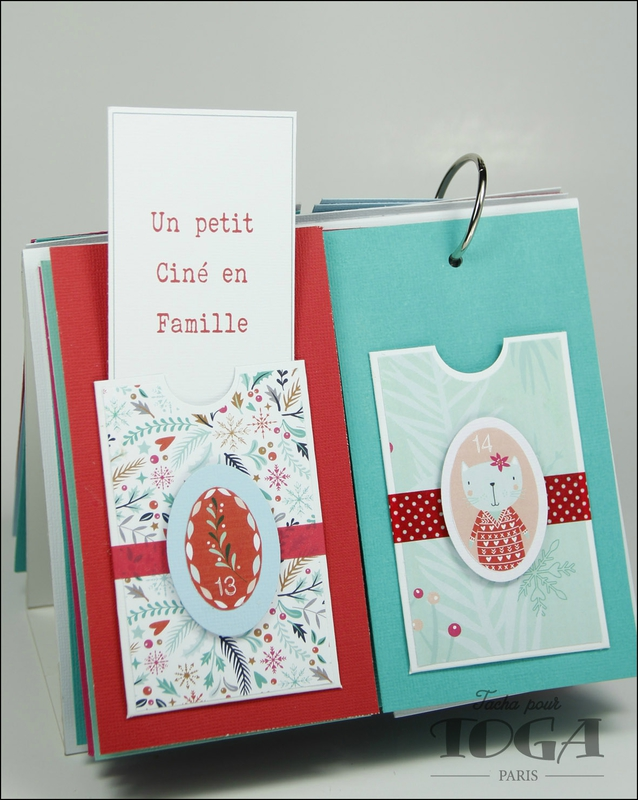 Collection Noel calendrier 2016 DT Tacha 7