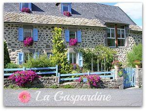 La Gaspardine maison
