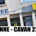 Cavan - la poste se barre, mobilisons nous samedi 29 janvier à 11h30