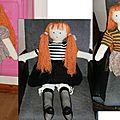 tenues de poupée