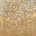Samedi 29 septembre 1945.