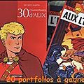 Concours Alix Mag'/Casterman