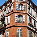 Fenêtres et balcons...