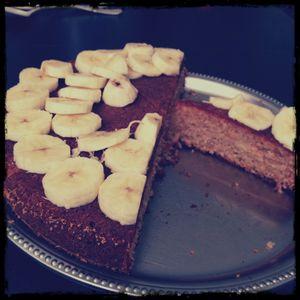 cake banane1