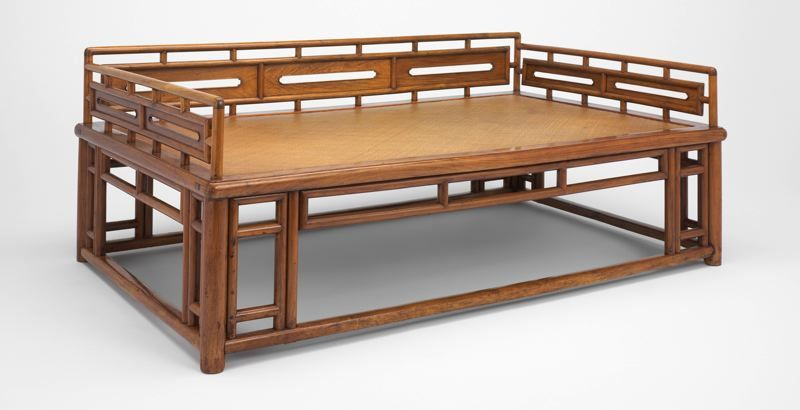 Late Ming Early Qing Dynasty Furniture The Art Institute