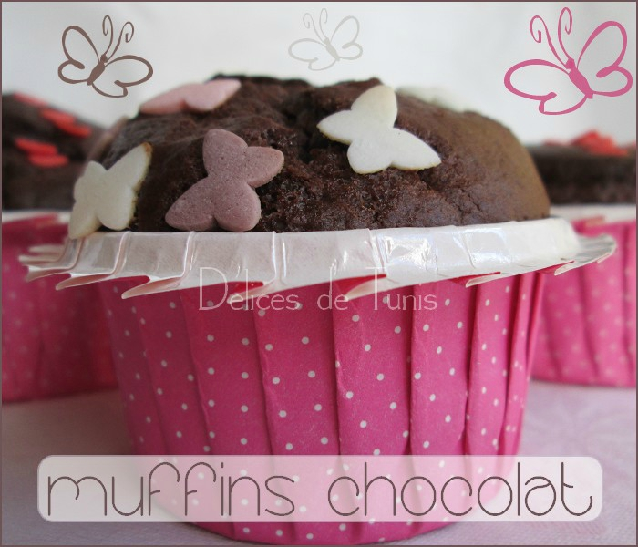 muffins au chocolat 1