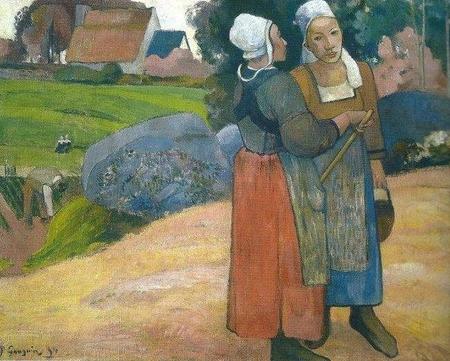 paysannes bretonnes