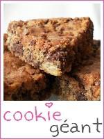 Cookie Géant à partager - index